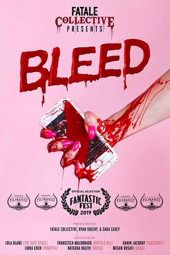 Poster of Fatale Collective: Bleed