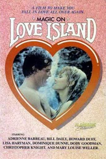Poster of Valentine Magic on Love Island
