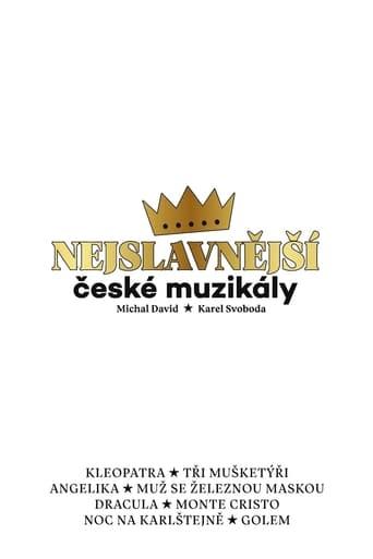 Poster of Nejslavnější české muzikály