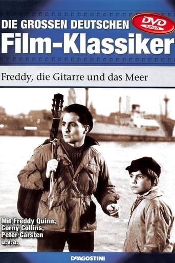 Poster of Freddy, die Gitarre und das Meer