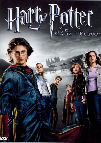 Harry Potter y el caliz de fuego Harry Potter and the Goblet of Fire
