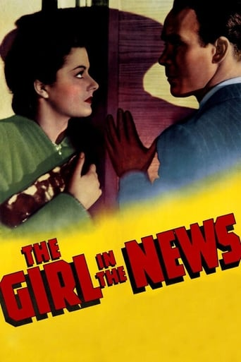 Poster of Girl in the News