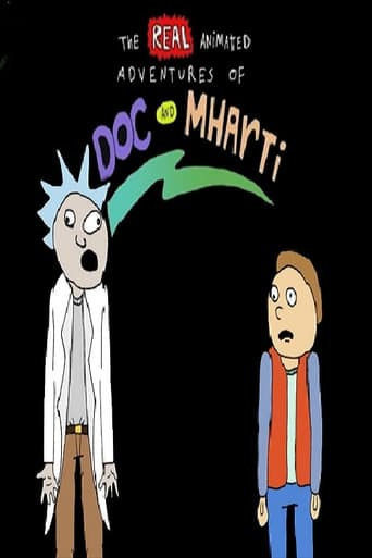 The Real Animated Adventures of Doc and Mharti poster