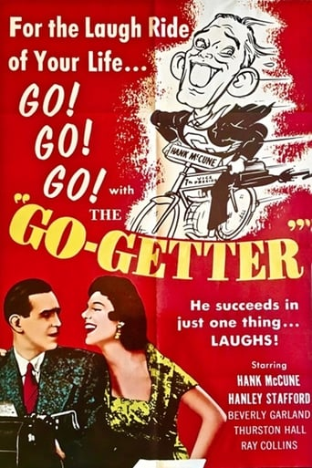 Poster of The Go-Getter