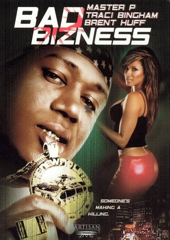 Poster of Bad Bizness
