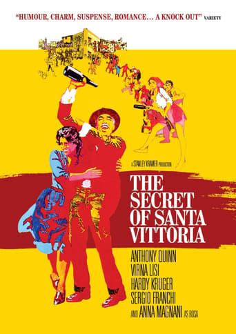 Poster of The Secret of Santa Vittoria