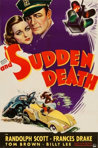 Poster of And Sudden Death