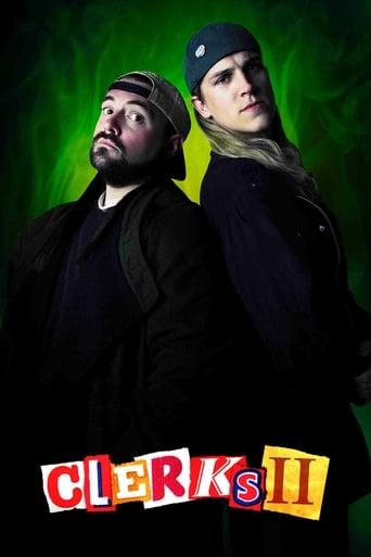 Poster of Clerks 2: Muži za pultem