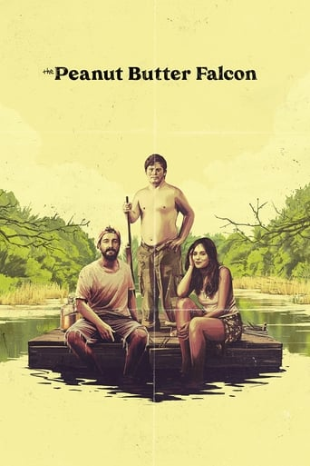 Poster of The Peanut Butter Falcon