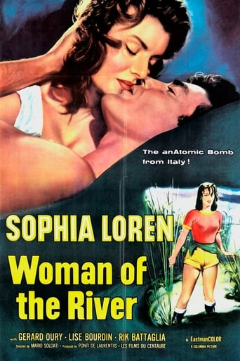 Poster of Woman of the River