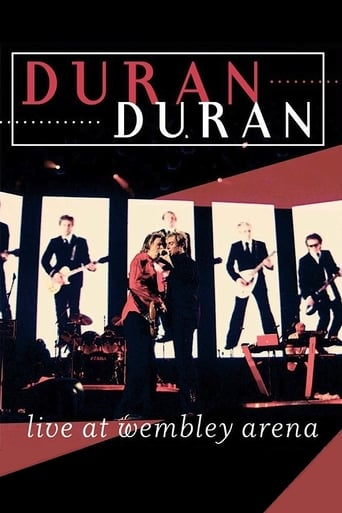 Poster of Duran Duran - Live At Wembley Arena
