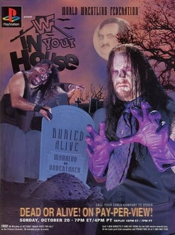 Poster of WWE In Your House 11: Buried Alive