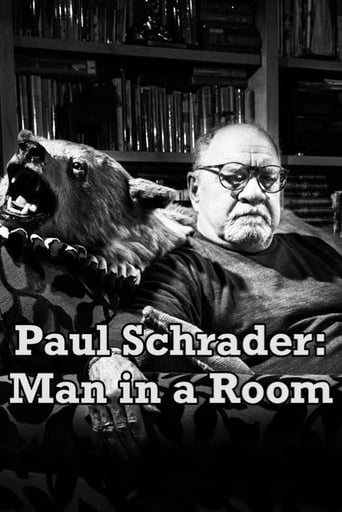 Poster of Paul Schrader: Man in a Room
