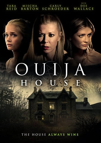 Poster of Ouija House