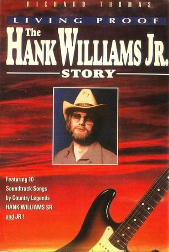 Poster of Living Proof: The Hank Williams, Jr. Story