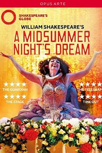 Poster of A Midsummer Night's Dream: Shakespeare's Globe Theatre