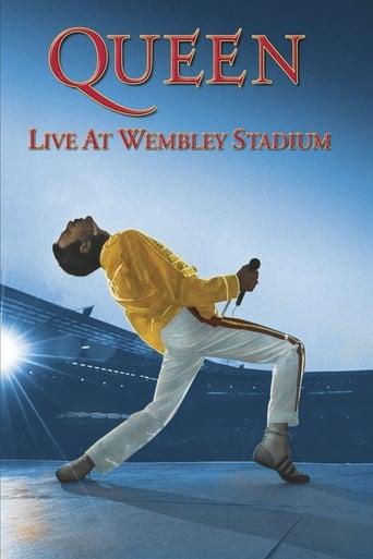 Queen: Live at Wembley Stadium Poster