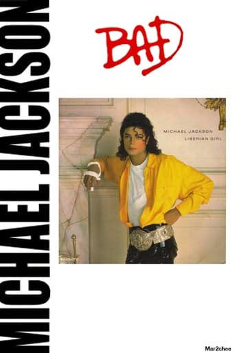 Poster of Michael Jackson - Liberian Girl