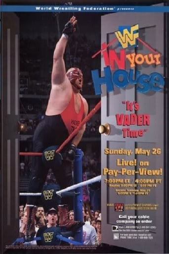 Poster of WWE In Your House 8: Beware of Dog
