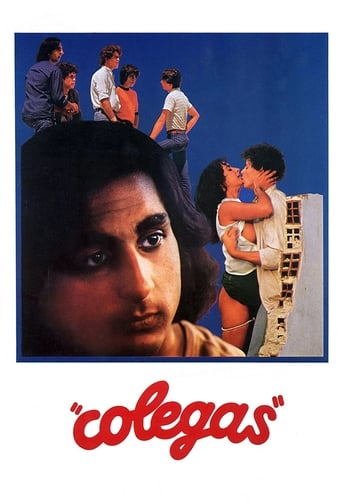 Poster of Colegas