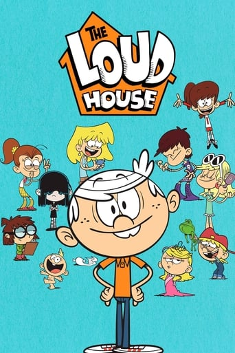 Poster of The Loud House