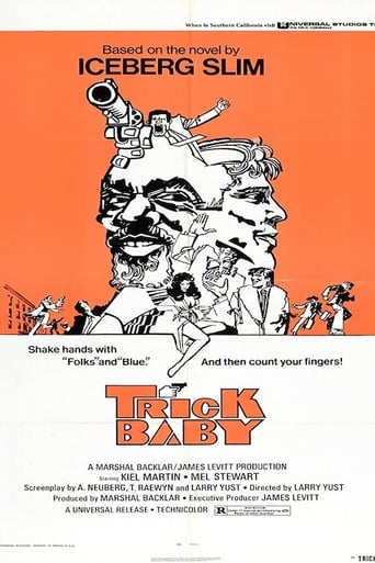 Poster of Trick Baby