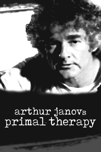 Arthur Janov's Primal Therapy poster
