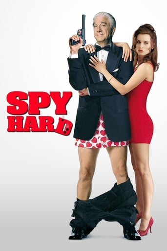 Poster of Spy Hard