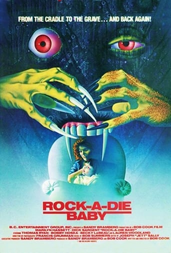 Poster of Rock-A-Die-Baby