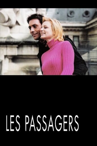 Poster of Les passagers