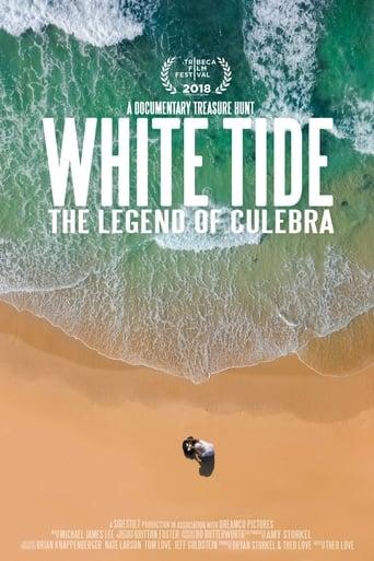 Poster of White Tide: The Legend of Culebra