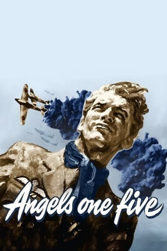 Poster of Angels One Five