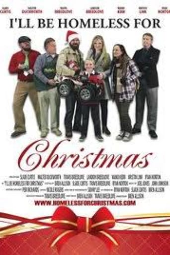 Poster of I'll Be Homeless for Christmas