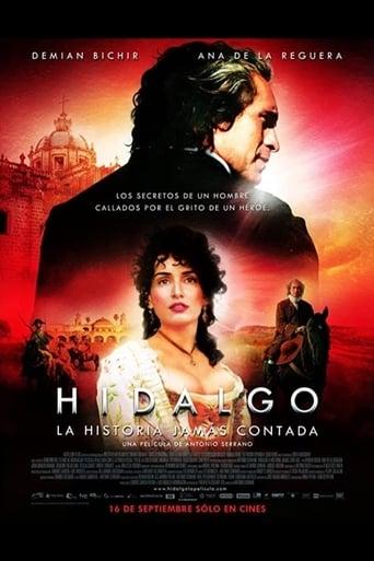 Poster of Hidalgo: la historia jamás contada