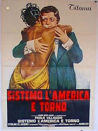 Poster of Sistemo l'America e torno