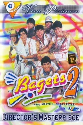 Poster of Bagets 2