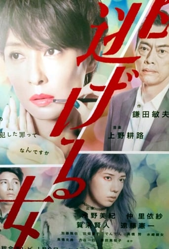 Poster of 逃げる女