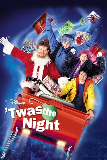 Poster of 'Twas the Night