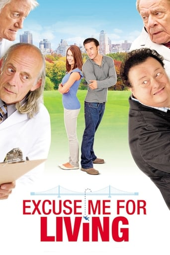 Poster of Excuse Me for Living