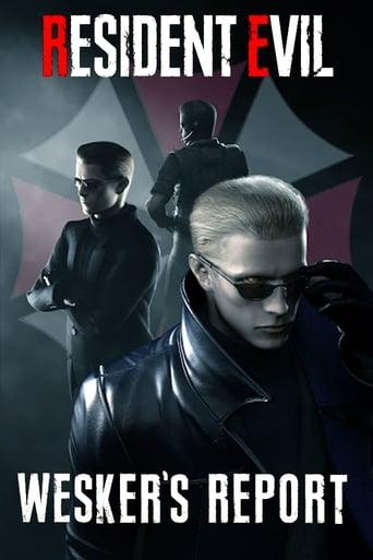 Poster of Resident Evil: Wesker's Report