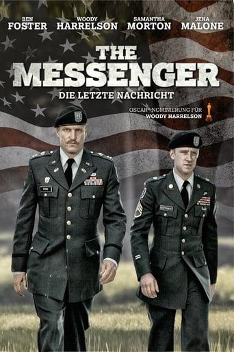 Poster of The Messenger - Die letzte Nachricht