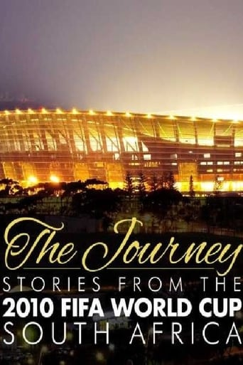 Poster of The Journey – Stories from the 2010 FIFA World Cup South Africa