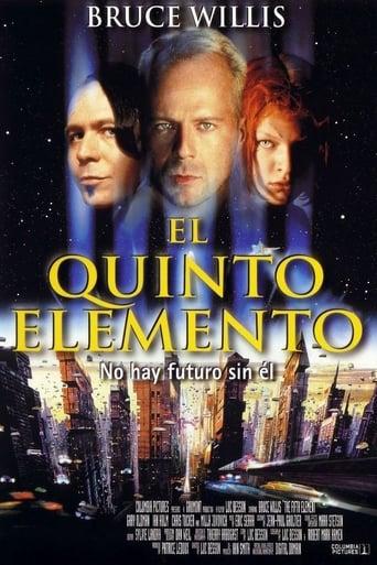 Poster of El quinto elemento
