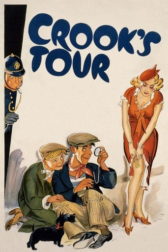 Poster of Crook's Tour