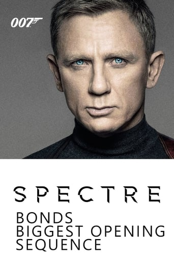 Poster of Spectre: Bond's Biggest Opening Sequence