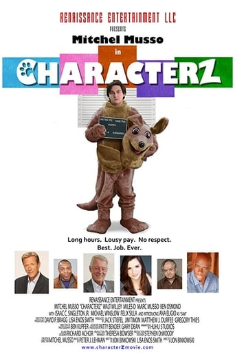 Poster of CHARACTERz