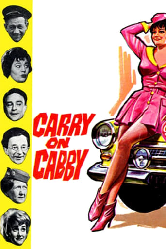 Poster of Carry On Cabby