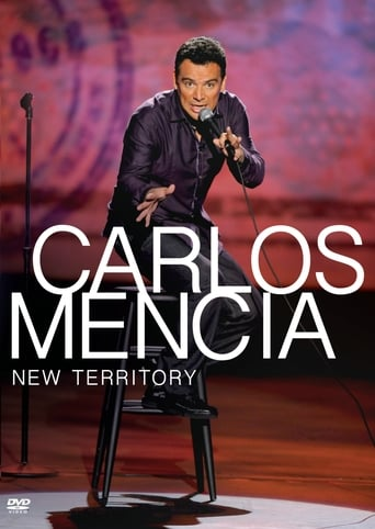 Poster of Carlos Mencia: New Territory