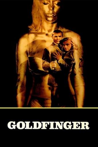 Poster of Goldfinger