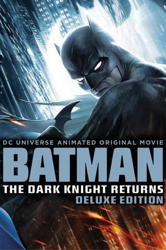 Poster of Batman: The Dark Knight Returns
